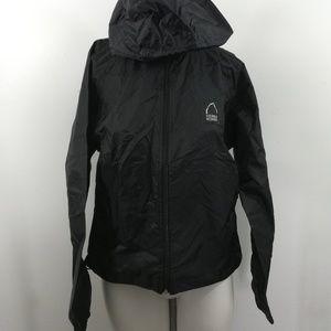 Sierra Designs Windbreaker Jacket Size S Packable